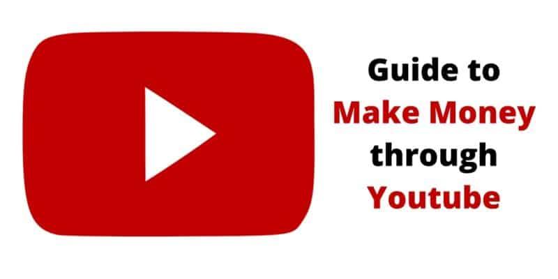 online money through youtube