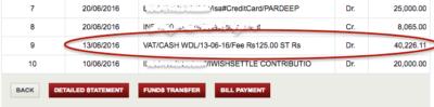 ATM foreign transaction