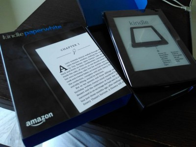 My new kindle