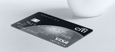 Citibank Prestige Credit Card