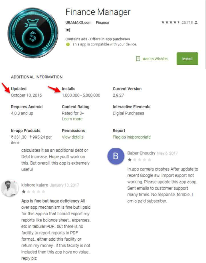 Idea Validation Play Store App