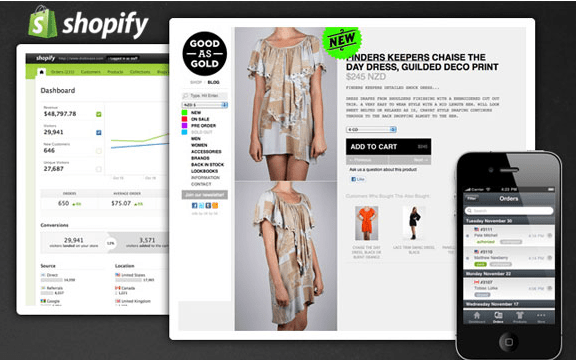 Launching your store on Shopify