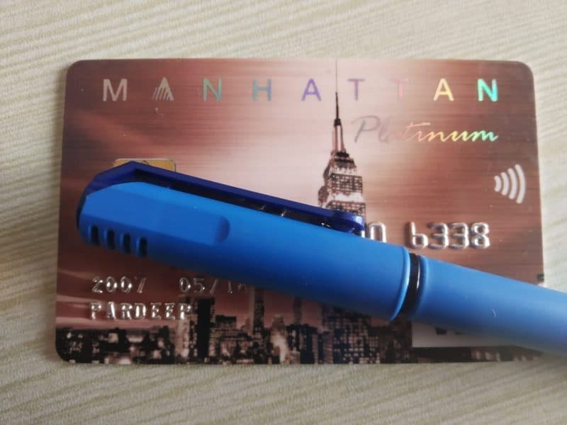 Standard chartered Manhattan Review