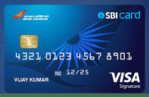 Air India Signature Credit Card