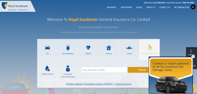 Royal Sundaram Car Insurance