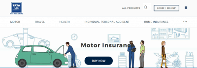 TATA AIG Car Insurance