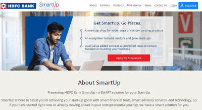 HDFC Bank SmartUp Current Account