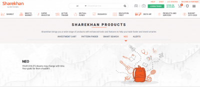NEO from Sharekhan