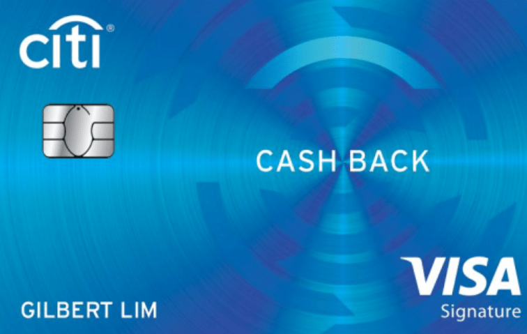 Citi Cashback Credit Card