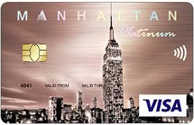 Standard Chartered Manhattan Card